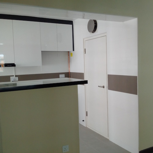 HDB Renovation at 808C Chua Chu Kang Ave 1